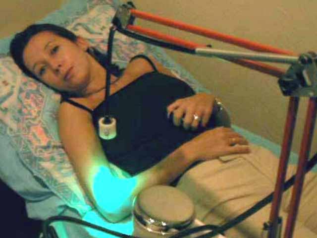 chomatoterapia