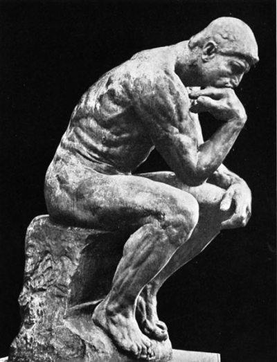 Auguste Rodin Filosofia