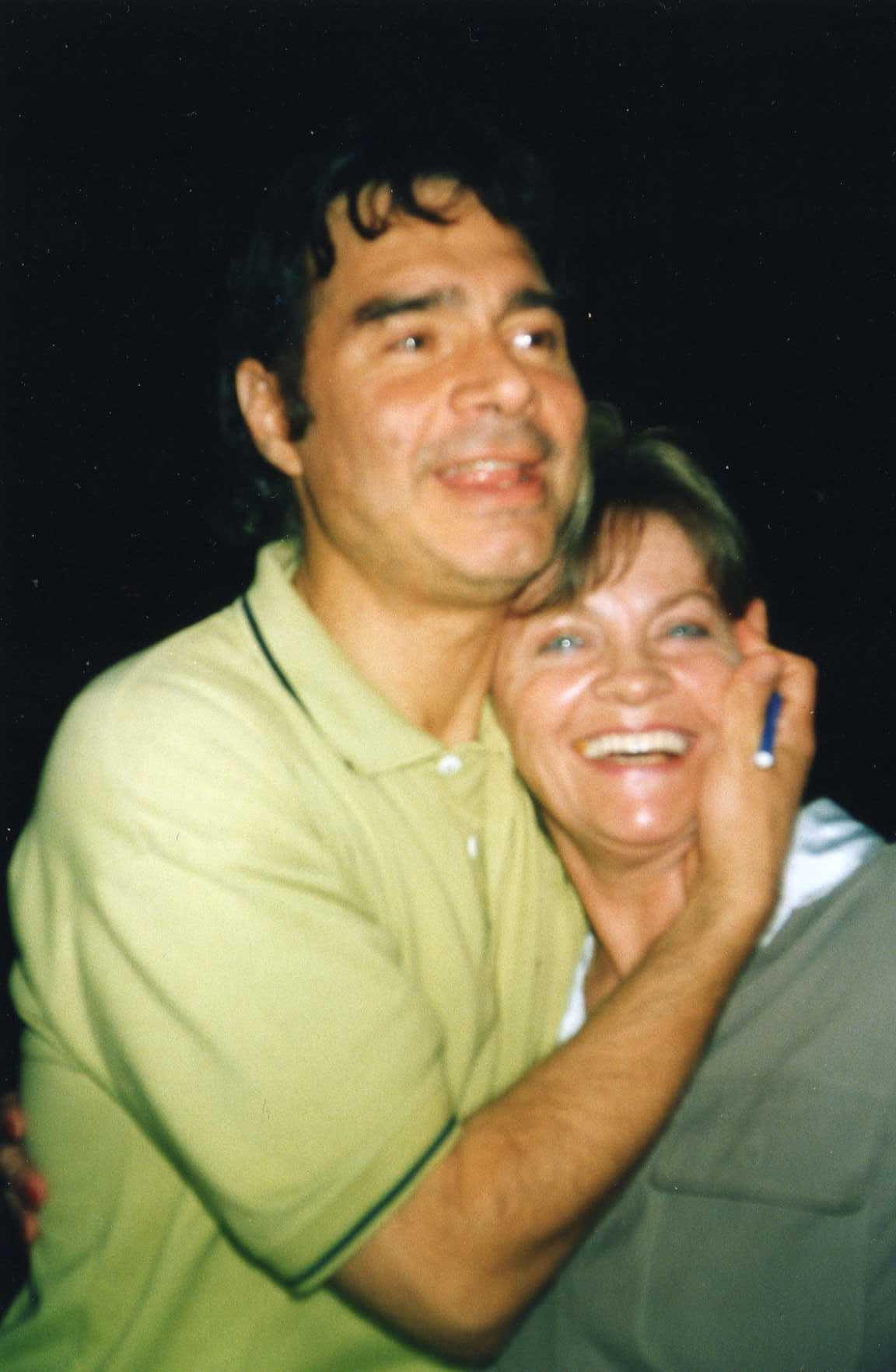Onelia y Claudio