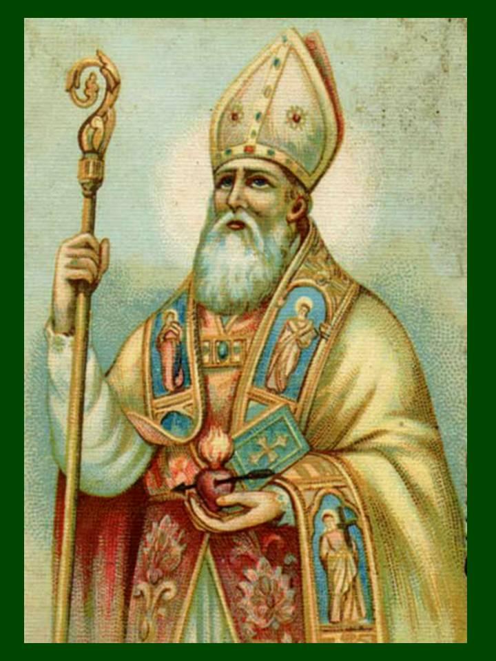 San Agustin - No le pidas a Dios