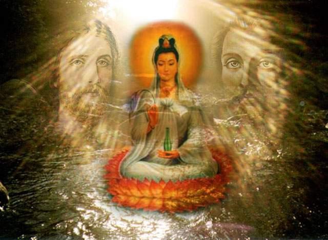 diosa Kuan yin